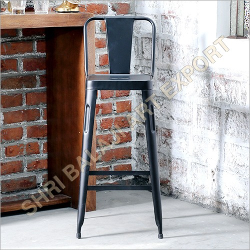 Iron Chairs and Bar Stools