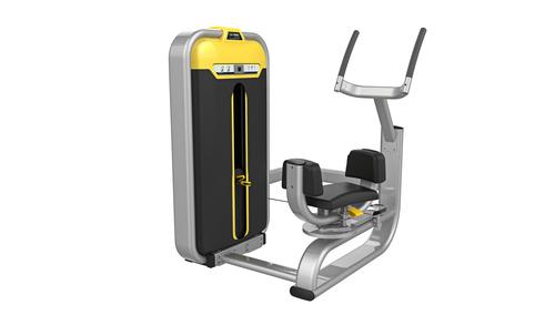 Torso Rotation Gym Equipment