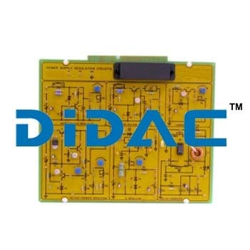 Power Supply Regulation Circuits Certifications: Iso