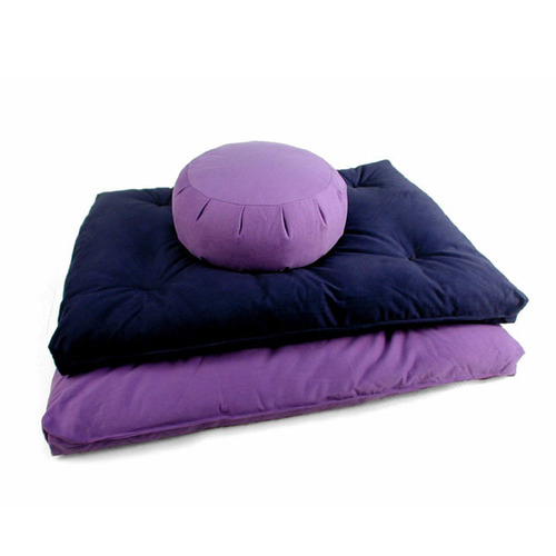 Zabuton Meditation Cushion With Cotton Filling