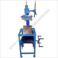 Dustless School Chalk Making Machine