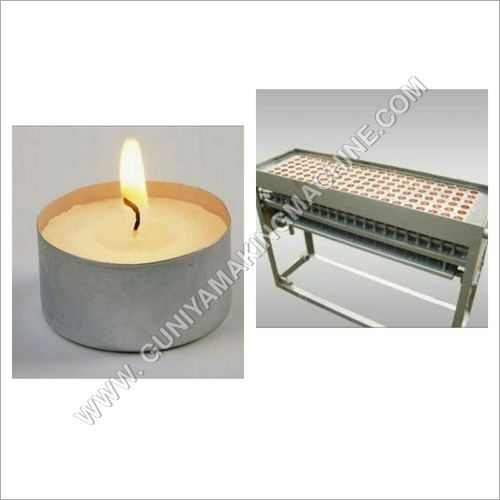 Tea Light Candle Making Machine