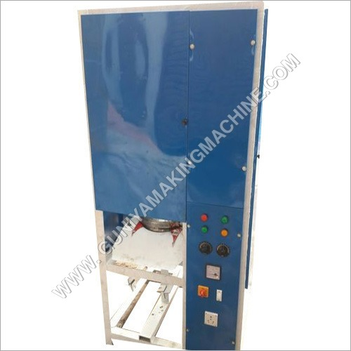 Automatic Single Die Paper Plate Making Machine