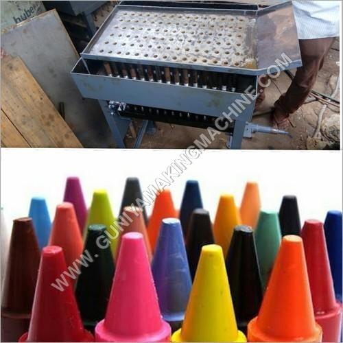 Crayon Making machine