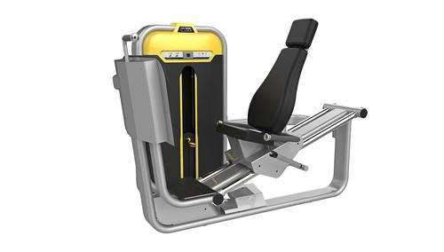 Leg Press Strength Machine