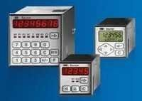 Baumer Counters, Process Displays,  Timers, Tachometers