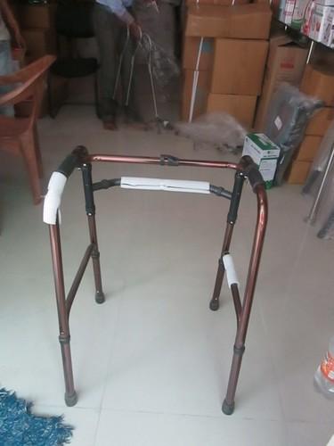 Rehabilitation walking