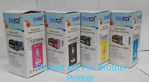 Flowjet Inks for Use In Brother Printer