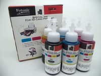 Special ID Card Dye Ink for Epson Printer