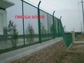 Wall top Solar Fencing