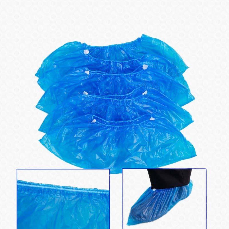 Automatic Plastic Shoe Cover Machine