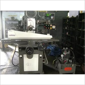 Surface Grinding Machine With Dro