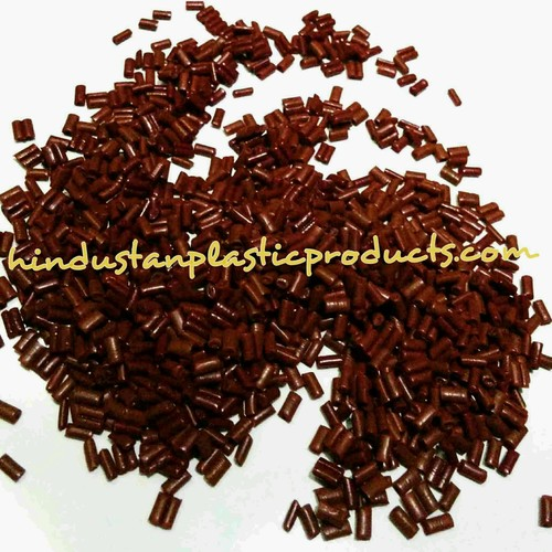 Brown PP Granules