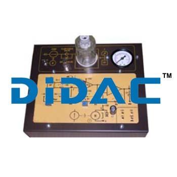 Application Board For Pressure Control