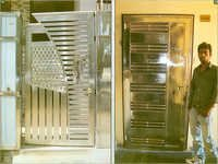 Stainless Steel Single Gates