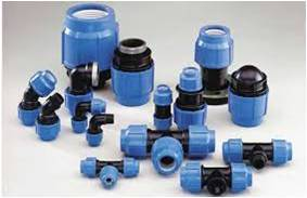 Compression Plastic Fitting