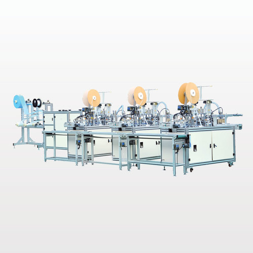 Automatic Medical Mask Making Machine