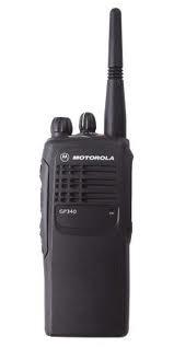 Motorola Hand Set Radio