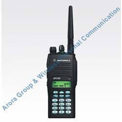Motorola Display Walkie Talkie