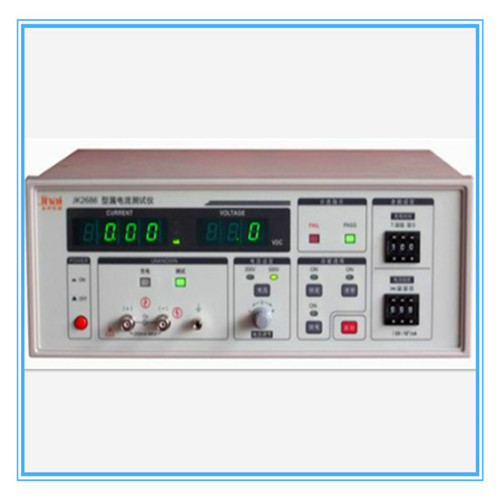 JK2686 Leakage current tester