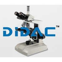 Trinocular Biological Microscope