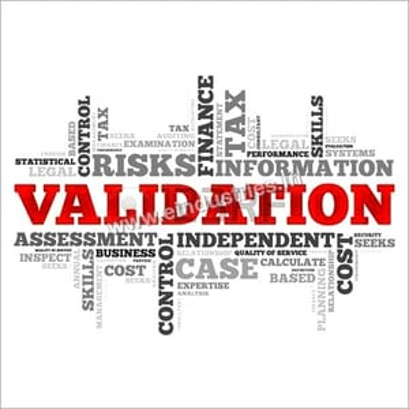 Validation Services