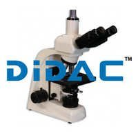 Trinocular Biological Microscope Research Type