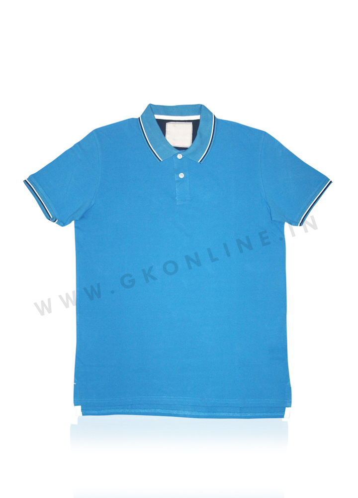 Mens Polo Half Sleeves T-Shirts