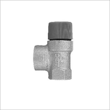 Safety Valve Hot Water
