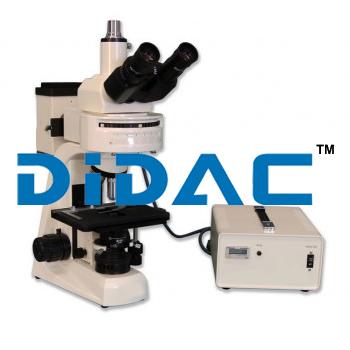Trinocular Epi Fluorescence Microscope MT6300H