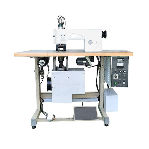 Non Woven Ultrasonic Bag Sewing Machine