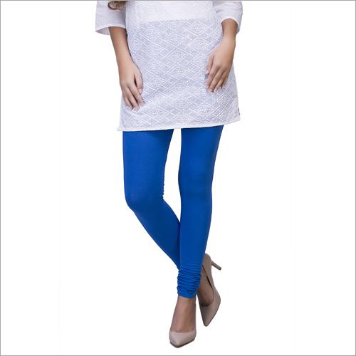 Blue Color Leggings