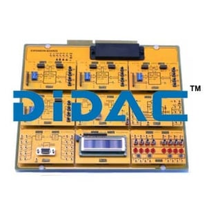 Kit For The Study Of Microcontrollers