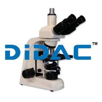 Trinocular Dermatology Microscope Research Type