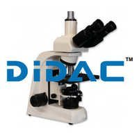 Trinocular Dermatology Microscope Research Type