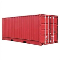 20 Feet Used Marine Container