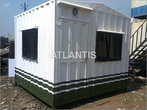 10'x10'x8.6'-Office Cabin