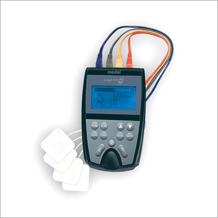 Four Channel Electronic Muscle Stimulator