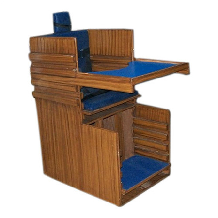 CP Chair Wooden