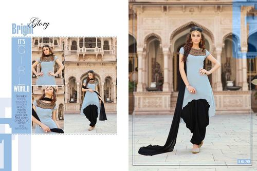 Buy Ready made Patiyala Suit Online