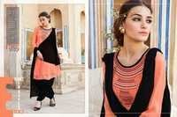 shop simple embroidery readymade patiyala suit online