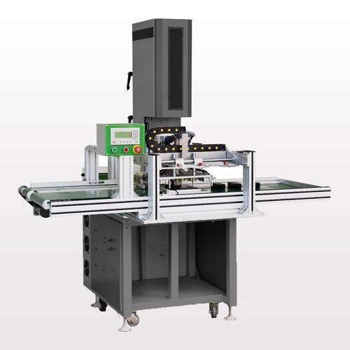 Auto Ultrasonic Power Adapter Welding Machine