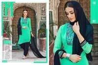 Buy Ready Made Georgette Suit Online