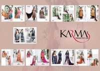 KARMA TRENDZ PVT. LTD Straight Salwar Kameez Wholesale