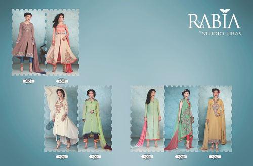 LIBAAS (RABIA) Straight Salwar Kameez Wholesale