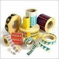Multi Colour Labels