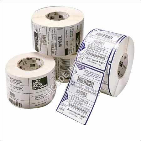 Custom Barcode Labels