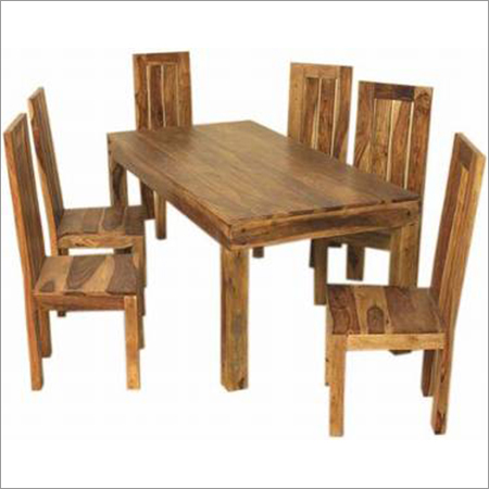 Sheesham Wood Dining Table
