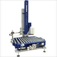 Turntable stretch Wrapping Machine