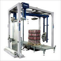 Rotating Arm Stretch Wrapping Machine
